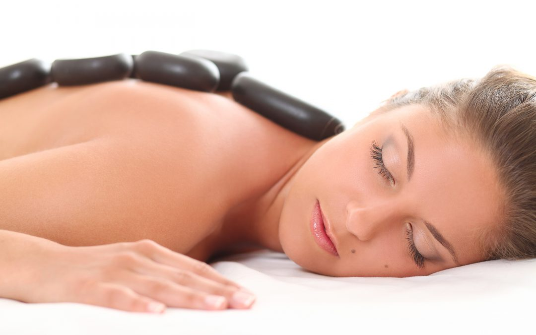 Nyhed! Hotstone massage