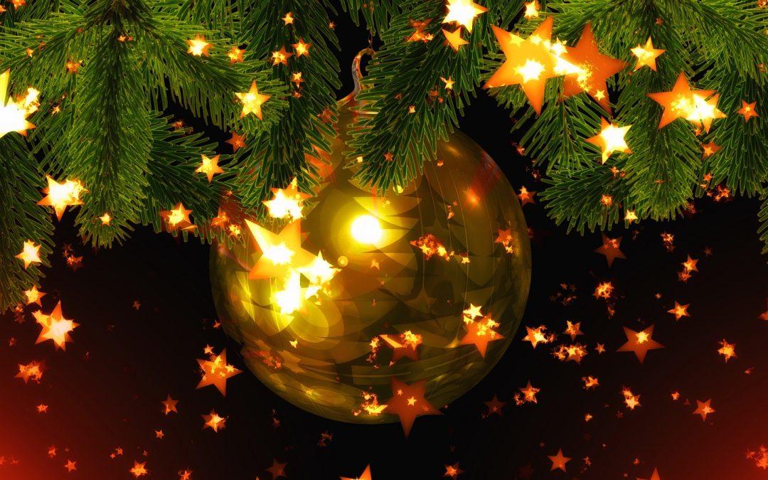 Glædelig Jul og Godt Nytår!